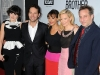 Emily Mortimer, Zooey Deschanel, Paul Rudd, Rashida Jones, Elizabeth Banks, Steve Coogan 'Our Idiot Brother' premiere