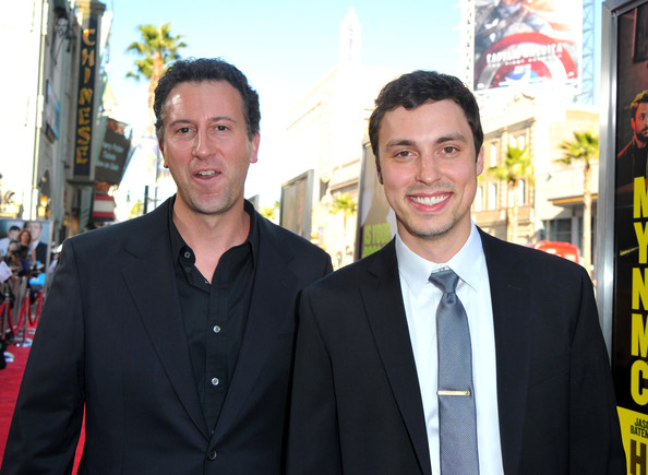 Jonathan M Goldstein and John Francis Daley