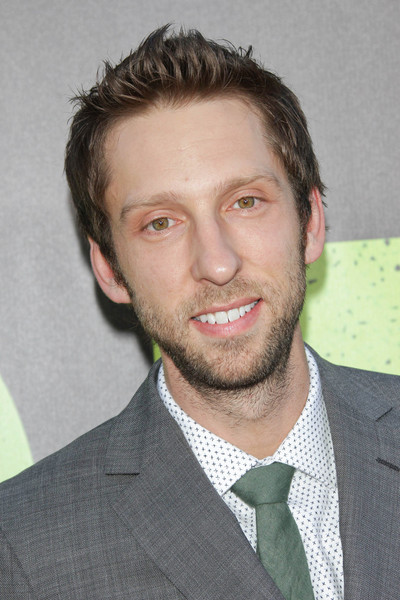 The 39-year old son of father John and mother Missy, 188 cm tall Joel David Moore in 2017 photo