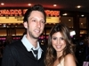 NEWPORT BEACH, CA - APRIL 26: Actor Joel David Moore and actress Jamie-Lynn Sigler arrive at the 13th Annual Newport Film Festival opening night premiere of 'Jewtopia' at Edwards Big Newport on April 26, 2012 in Newport Beach, California. (Photo by Allen Berezovsky/Getty Images)