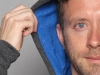 TJ Thyne models the Hydration Hoodie