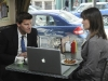 "BONES:  Brennan (Emily Deschanel, R) and Booth (David Boreanaz, L) research the mythical Chupacabra and a possible correlation with their latest case in ""The Truth in the Myth"" episode of BONES airing Thursday, April 14 (9:00-10:00 PM ET/PT) on FOX.  ©2011 Fox Broadcasting Co.  Cr:  Michael Yarish/FOX"