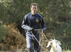 BONES:  Hodgins (TJ Thyne) finds a goat in the woods near the remains of a murder victim in