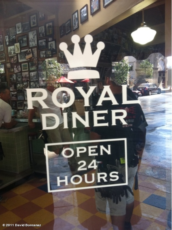 The Royal Diner