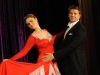 """BONES:  Brennan (Emily Deschanel, L) and Booth (David Boreanaz, R) go undercover on a ballroom dancing television competition in the """"The Diamond in the Rough"""" episode of BONES, the first of a special two-hour episode,  airing Monday, Jan. 14 (8:00-9:00 PM ET/PT) on FOX.  ©2012 Fox Broadcasting Co.  Cr:  Ray Mickshaw/FOX"""
