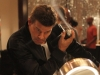 """BONES:  Booth (David Boreanaz) reprises his Buck Moosejaw character when he goes undercover on a ballroom dancing television competition in the """"The Diamond in the Rough"""" episode of BONES, the first of a special two-hour episode,  airing Monday, Jan. 14 (8:00-9:00 PM ET/PT) on FOX.  ©2012 Fox Broadcasting Co.  Cr:  Patrick McElhenney/FOX"""