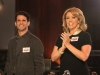 """BONES:  SO YOU THINK YOU CAN DANCE judge Mary Murphy (R) and judge/choreographer Tyce Diorio (L) guest-star in the """"The Diamond in the Rough"""" episode of BONES, the first of a special two-hour episode,  airing Monday, Jan. 14 (8:00-9:00 PM ET/PT) on FOX. ©2012 Fox Broadcasting Co.  Cr:  Patrick McElhenney/FOX"""