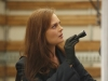 BONES:  Brennan (Emily Deschanel) looks for blood at a possible crime scene in the