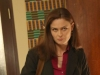 BONES:  Brennan (Emily Deschanel) bags evidence in the