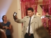 BONES:  When Booth (David Boreanaz) investigates a male stripper during his performance at a bachelorette party, the women at the party also mistake Booth for a stripper in the