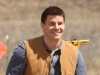 BONES: Booth (David Boreanaz) goes undercover when he investigates the murders of several FBI agents with whom he was close in the