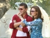 "BONES:  Brennan (Emily Deschanel, R) and Booth (David Boreanaz, L) go undercover at a marriage retreat as previous personas ""Roxie"" and ""Tony""  in the ""The Cheat in the Retreat"" episode of BONES airing Monday, Sept. 23 (8:00-9:00 PM ET/PT) on FOX.  ©2013 Fox Broadcasting Co.  Cr:  Patrick McElhenney/FOX"