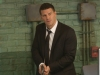 "BONES:  Booth (David Boreanaz) searches for Brennan in the ""The Sense in the Sacrifice"" episode of BONES airing Monday, Oct. 7 (8:00-9:00 PM ET/PT) on FOX.  ©2013 Fox Broadcasting Co.  Cr:  Patrick McElhenney/FOX"