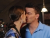 "BONES:  Brennan (Emily Deschanel, L) and Booth (David Boreanaz, R) take on a case while honeymooning in Buenos Aires in the ""The Nazi on the Honeymoon"" episode of BONES airing Monday, Nov. 4  (8:00-9:00 PM ET/PT) on FOX.  ©2013 Fox Broadcasting Co.  Cr:  Ray Mickshaw/FOX"