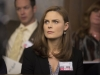 "BONES:  Brennan (Emily Deschanel) is a juror on the trial of a professional soccer player who is accused of murdering his wife in the ""The Fury in the Jury"" time period premiere episode of BONES airing Friday, Nov. 15 (8:00-900 PM ET/PT) on FOX.  ©2013 Fox Broadcasting Company.  Cr:  Jennifer Clasen/FOX"