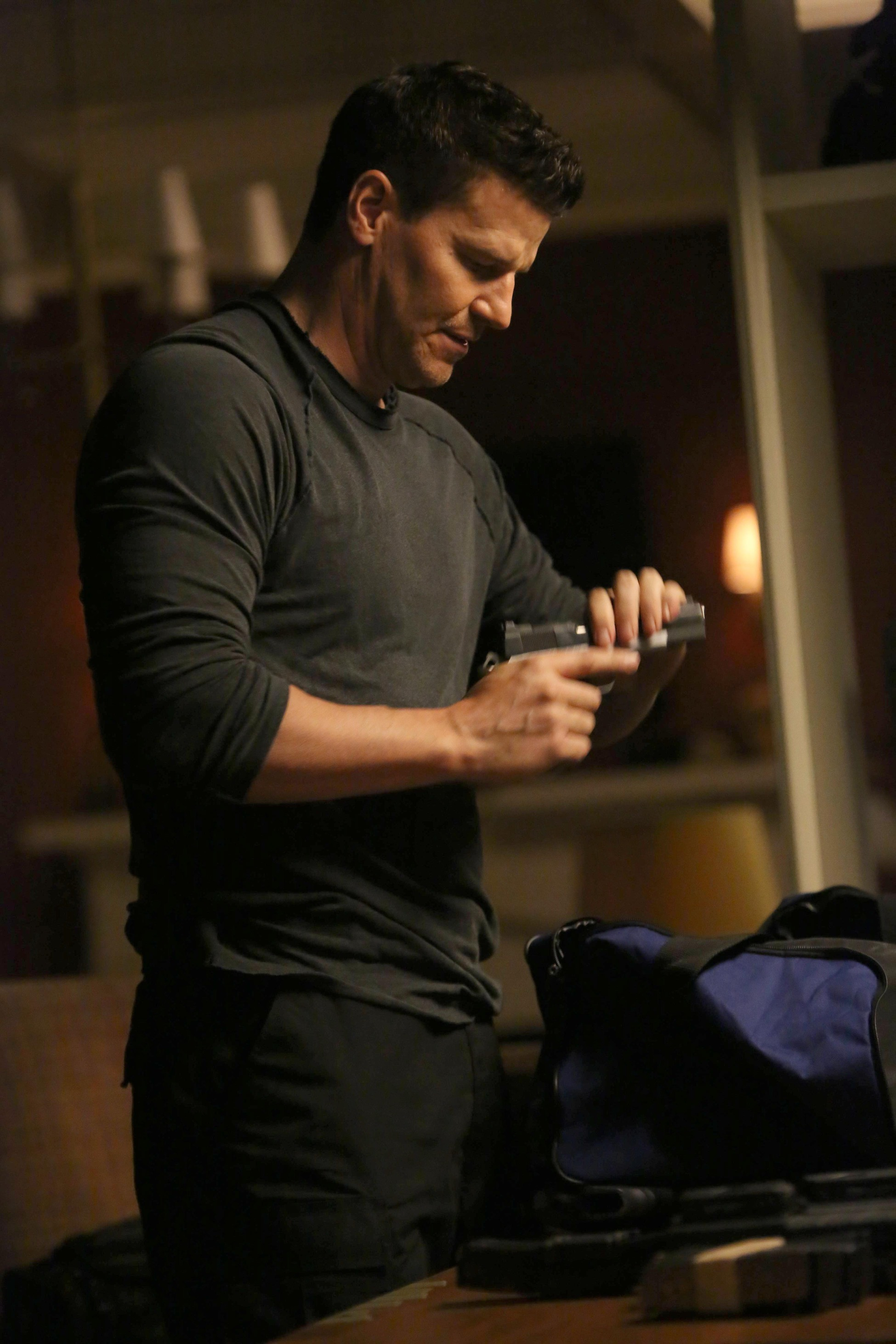 david boreanaz bones season 9 - photo #29