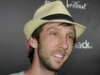 Joel David Moore arrives at the EVO 3D launch