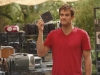 THE FINDER:  Walter (Geoff Stults) evaluates a piece of evidence in the