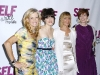 Lucy Danzinger, Zooey Deschanel, Laura McEwen, Lynn Green | Self Magazine | July 2011