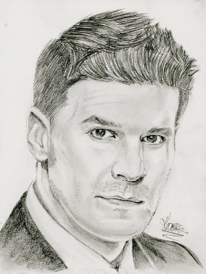 David Boreanaz is Special Agent Seeley Booth on Bones