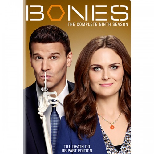 Bones Complete Season 9 on DVD